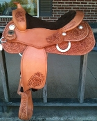 Saddle color shown: CHESTNUT